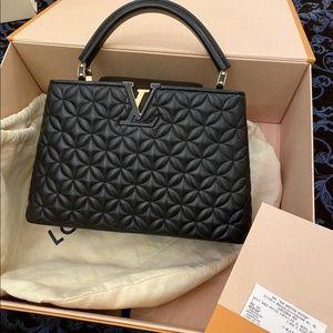 Louis Vuitton Capucine monogram Flower PM bag